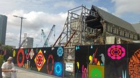 """""""Desaster-Art"""" at Christchurch"""